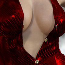 Sexy Jumpsuit for Genesis 3 Female(s) image 1