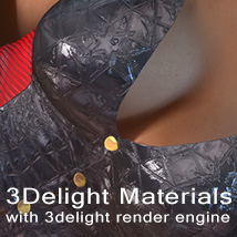 Sexy Jumpsuit for Genesis 3 Female(s) image 5