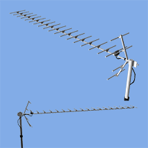 UHF Antenna 2 types Inclusion(OBJ)By x7 image 2