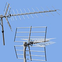 UHF Antenna 2 types Inclusion(OBJ)By x7 image 4