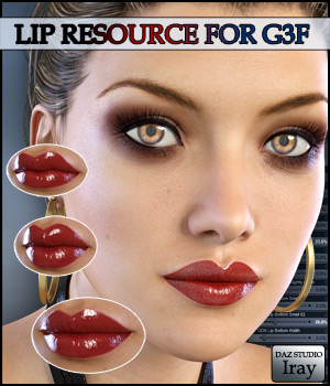 GDN Lip Resource G3F by Godin