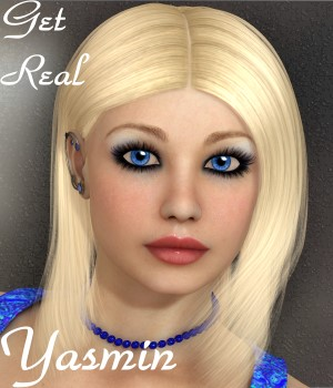 Get Real for Yasmin hair 3D Figure Essentials chrislenn