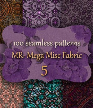 MR- Mega Misc Fabric 5 by antje