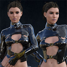 Exnem Rogue Outfit for G3 image 1