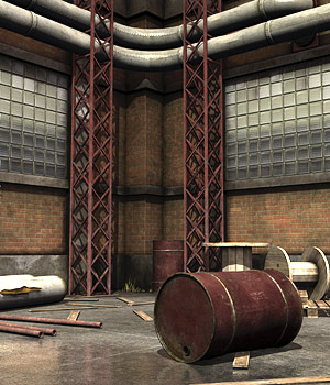 Condemned Factory by coflek-gnorg