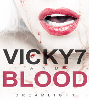 Vicky 7 and Blood 3D Figure Assets dreamlight