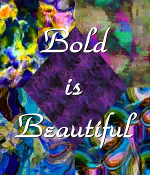 Bold is Beautiful 2D Graphics Merchant Resources chrislenn
