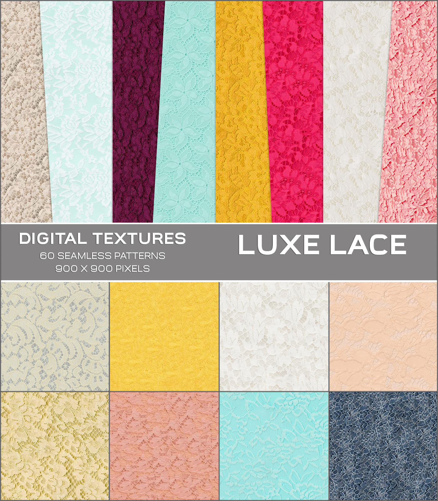 DP - Luxe Lace