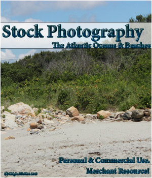 Atlantic Beaches Stock Photos 2D Graphics Merchant Resources MarieMcKennaDesigns