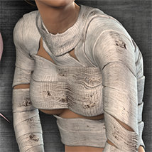 Exnem Mummy Outfit for G3 image 3