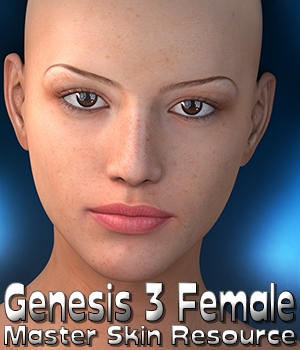 Master Skin Resource 10 - Genesis 3 Female + Genesis 8 Female by 3Dream