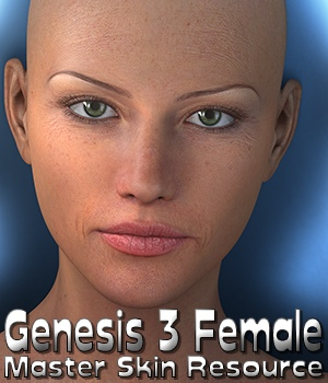 Master Skin Resource 11 - Genesis 3 Female + Genesis 8 Female Merchant Resources 3Dream