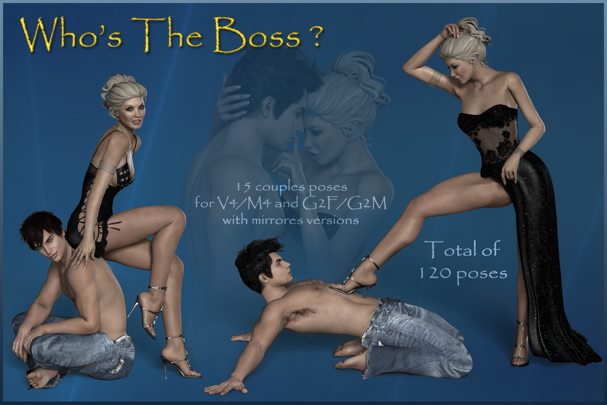 Who's The Boss ? - V4/M4 - G2F/G2M