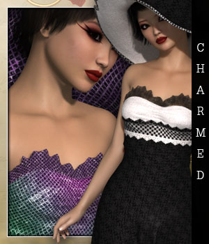 Charmed for Love Potion 3D Figure Essentials sandra_bonello