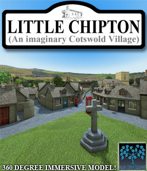 Little Chipton 3D Models BlueTreeStudio
