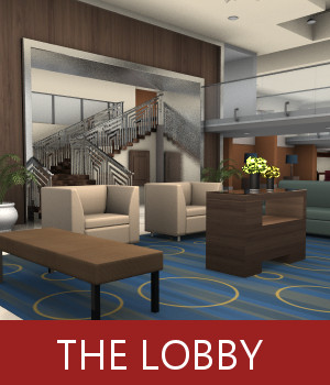 The Lobby 3D Models TruForm
