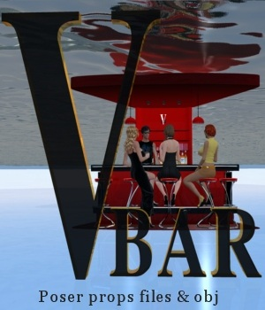 V Bar 3D Models weld