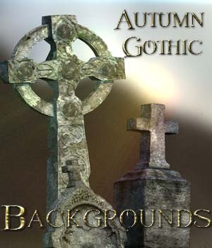 Autumn Gothic Backgrounds 2D Graphics ellearden