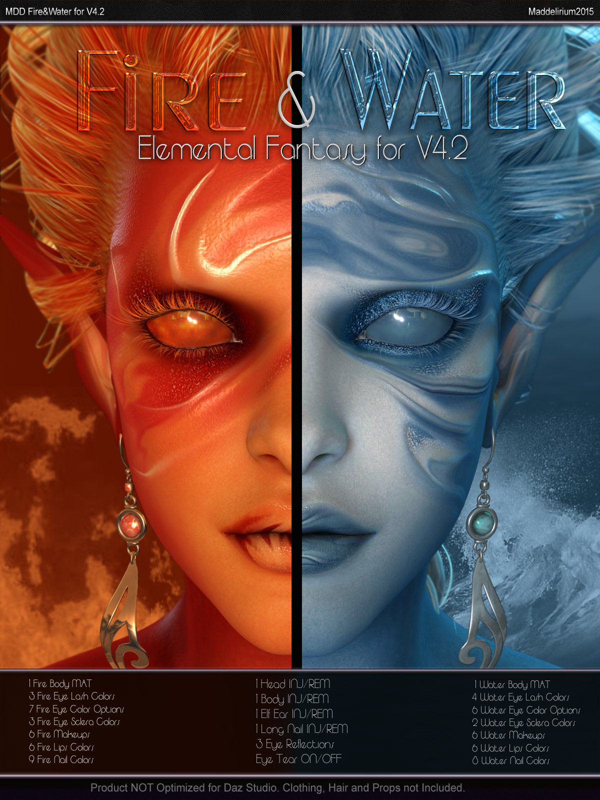 MDD Fire & Water for V4.2