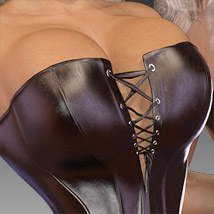 Corset Collection for Genesis 3 female(s) image 2