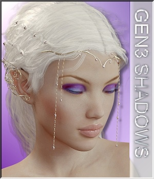 G3/V7 Eyeshadows 60 Sets Merchant Resource 2D Graphics LUNA3D