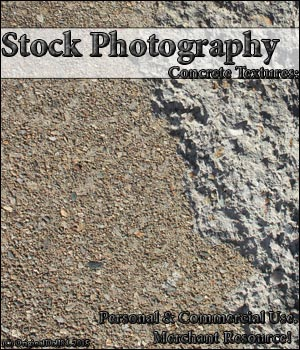 Stock Photography: Concrete Textures 2D Graphics MarieMcKennaDesigns