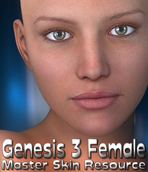 Master Skin Resource 12 - Genesis 3 Female + Genesis 8 Female Merchant Resources 3Dream