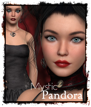 Mystic Pandora  by Biscuits