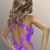 Strapped Suit for G3 female(s) image 4