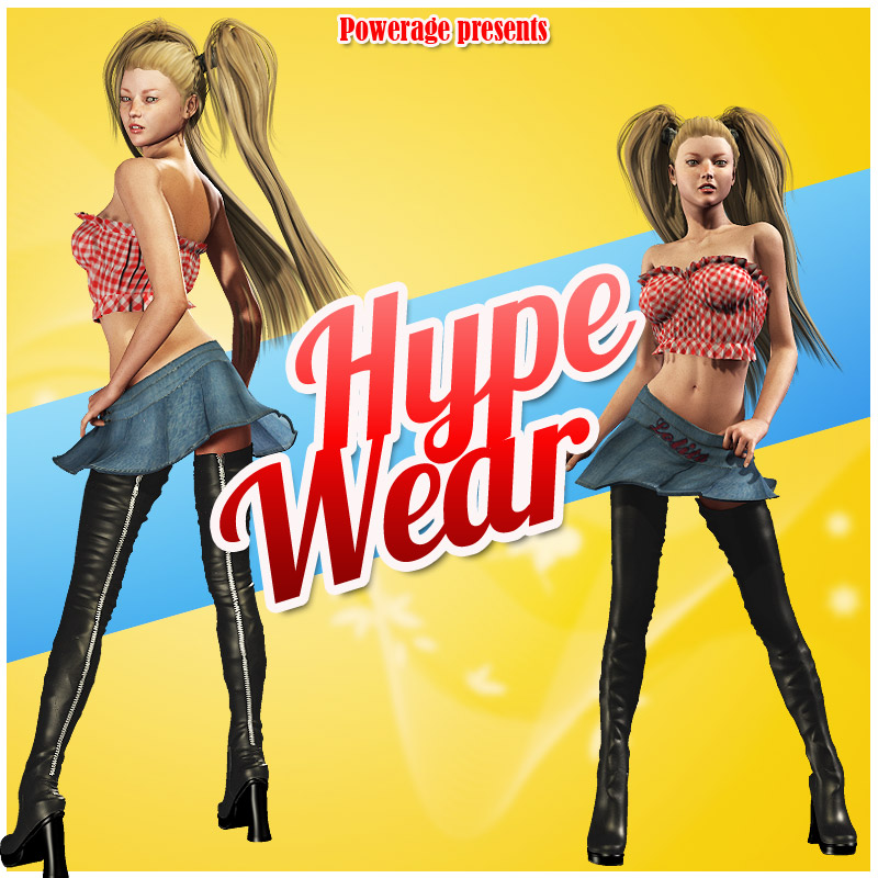HypeWear - Extended License