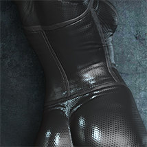 Exnem Killer Catsuit for G3 image 1
