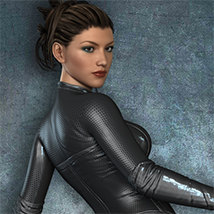 Exnem Killer Catsuit for G3 image 2