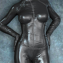 Exnem Killer Catsuit for G3 image 3