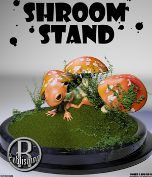 Shroom Stand 3D Models RPublishing