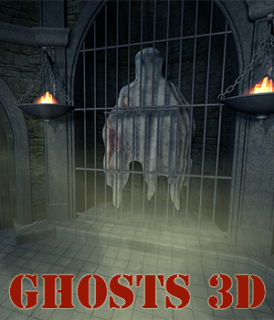 Ghosts 3D 3D Models 1971s
