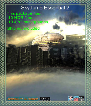 Skydome Essential 2 2D Graphics JeffersonAF