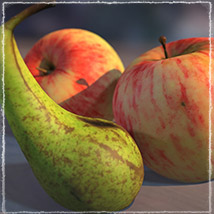 Photo Buffet: Autumn Fruit - Extended Licence image 1