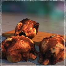 Photo Buffet: Grilled Chicken   Extended License image 3