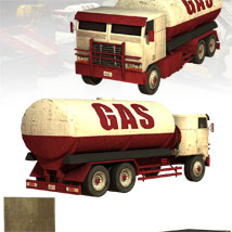 10 Low Rez Industrial Vehicles - Extended License image 4