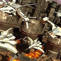 10 Spaceships Collection - Extended License image 7
