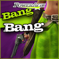 Bang Bang - Extended License 3D Figure Assets powerage