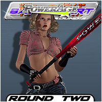 Battle Art R2 for V4/A4/G4/Elite/PowerGirl - Extended License 3D Figure Assets 3D Models Extended Licenses powerage