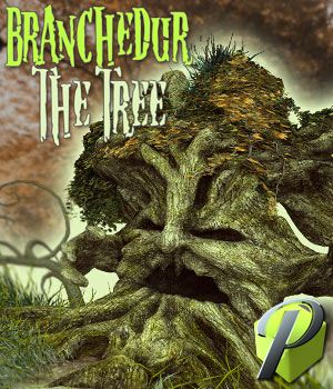 Branchdur the tree - Extended License 3D Models Extended Licenses powerage