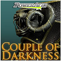 Couple Of Darkness for Victoria 4 & Michael 4 - Extended License 3D Figure Assets 3D Models powerage