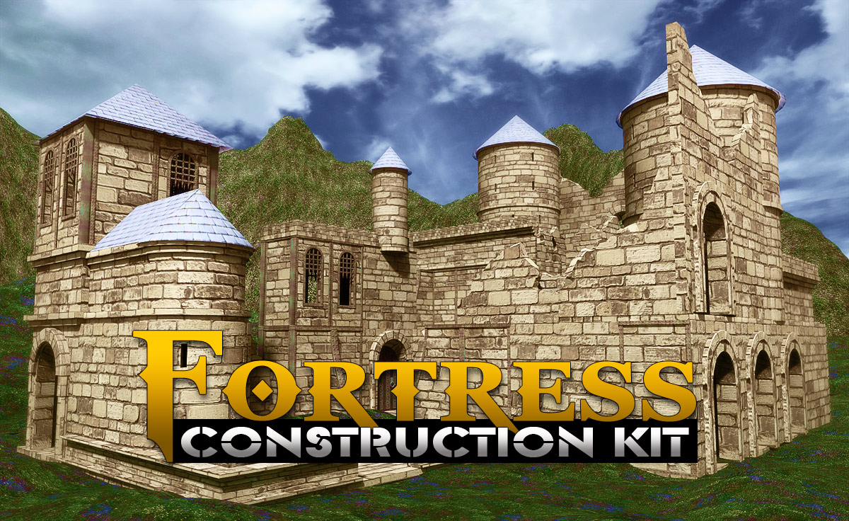 Fortress Construction Kit - Extended License