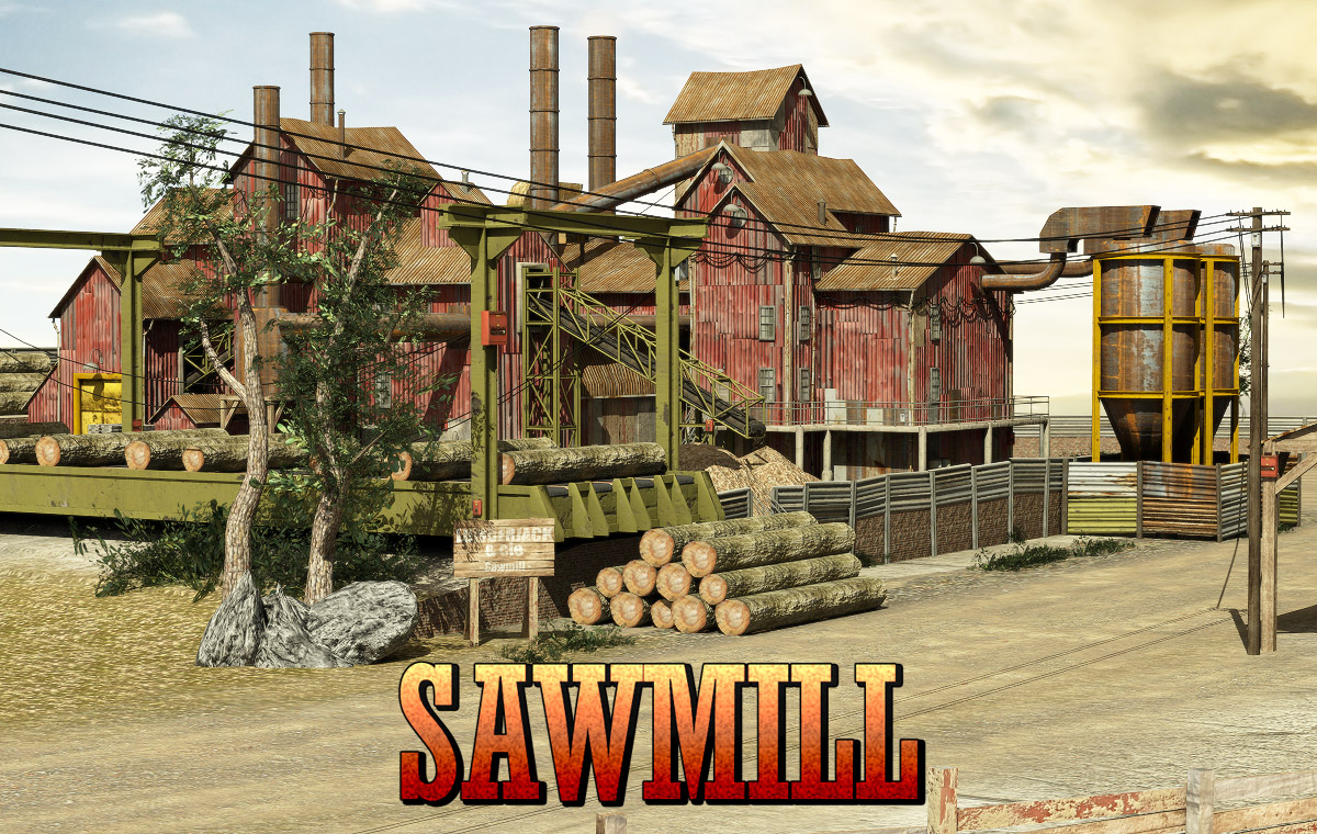 Sawmill - Extended License