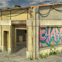 Suburban-Building 1 - Extended License image 2