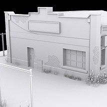 Suburban-Building 1 - Extended License image 5