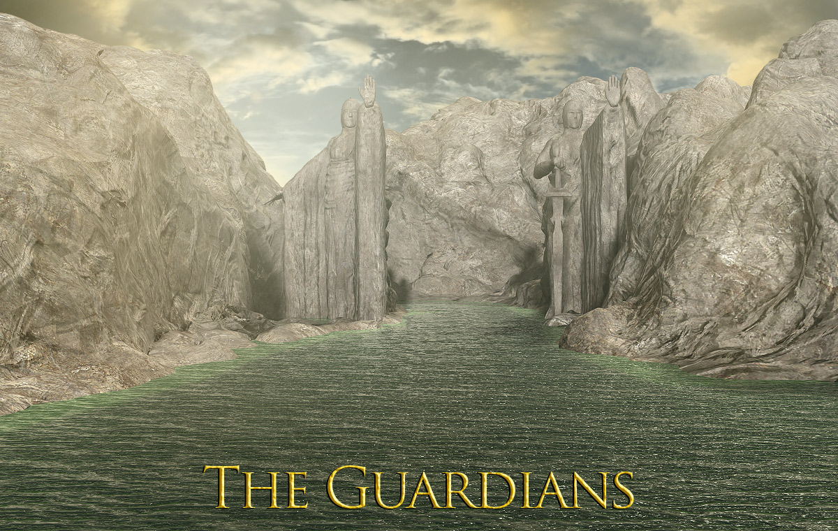 The Guardians - Extended License