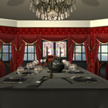 Modular Mansion 6: The Dining Room image 1
